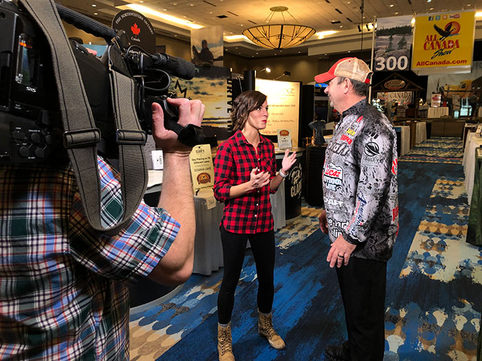 All-Canada Show Interview