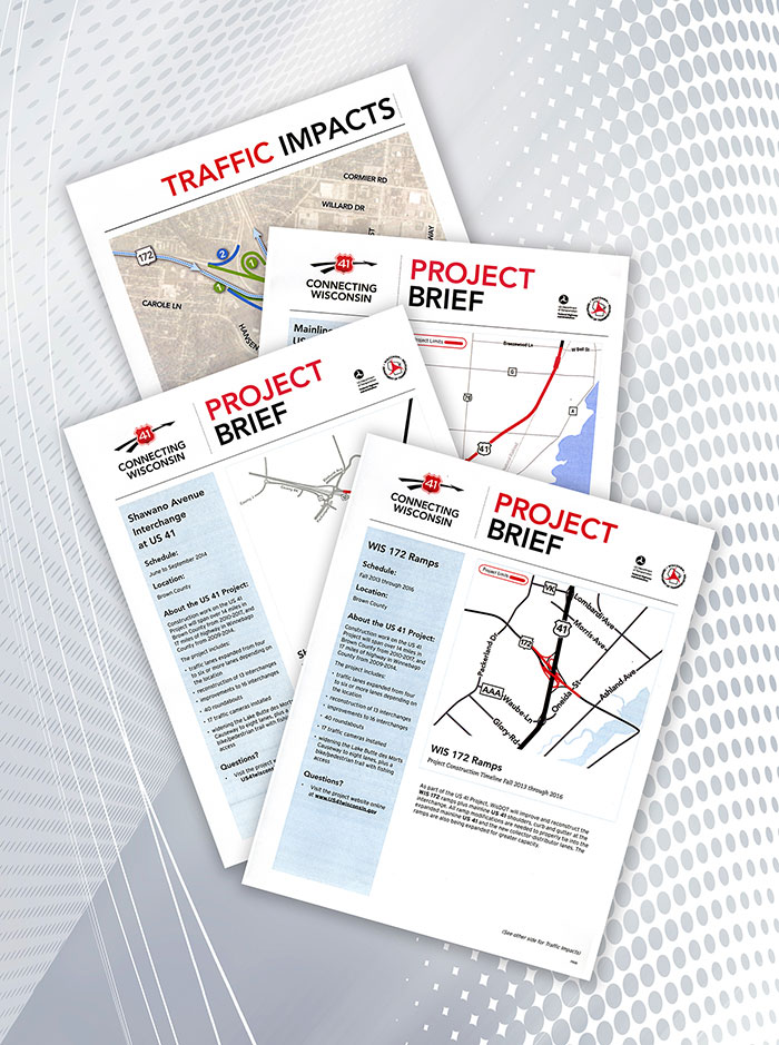 WI DOT - Project Briefs